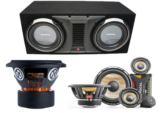 Car & Boat Speaker Systems